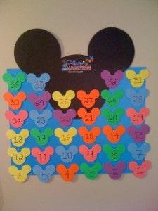 Disney Vacation Countdown Full