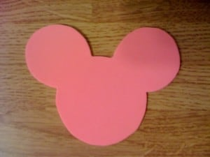 Disney Vacation Countdown Small Mickey Single
