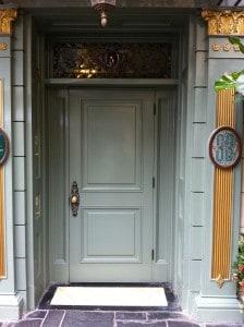 Club 33 Door