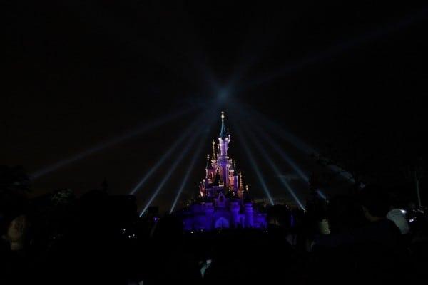 Bonne nuit Disneyland!