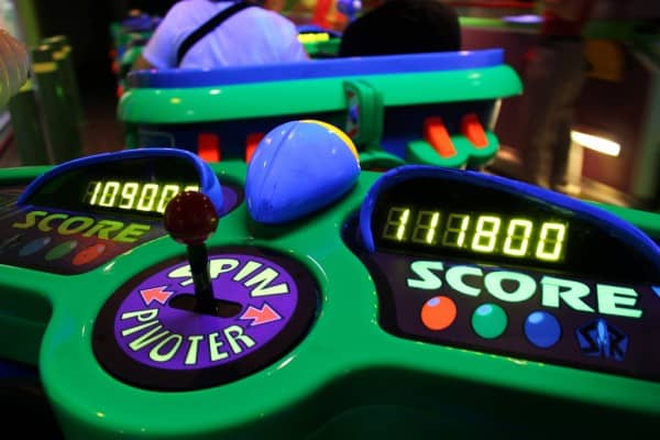 High Score - Buzz Lightyear Laser Blast