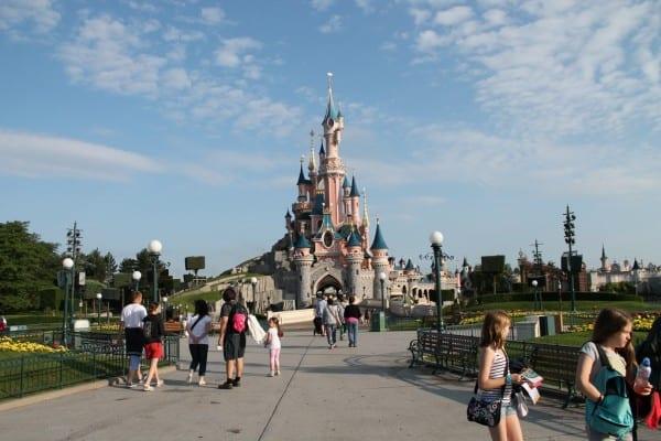 Good Morning Disneyland Paris!