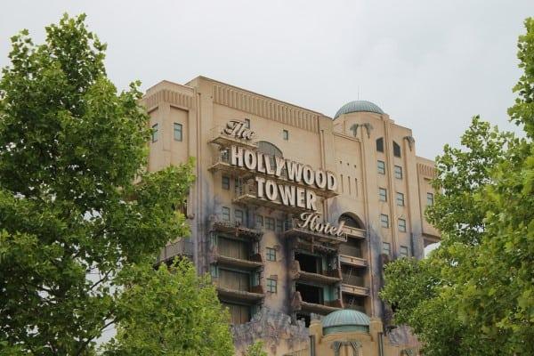 Twilight Zone Tower of Terror in Walt Disney Studios