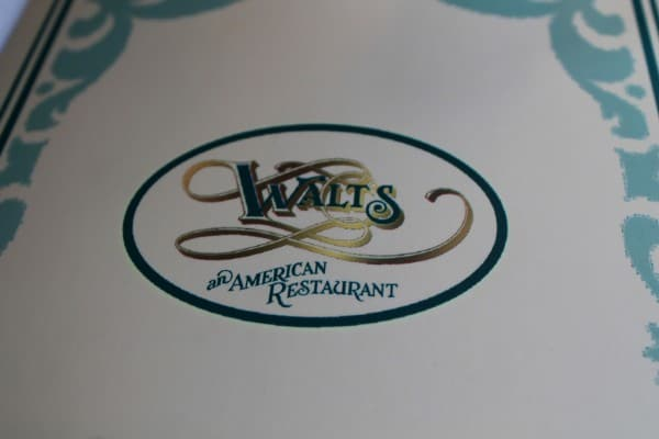 Walt's An American Restaurant