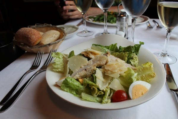 Walt's An American Restaurant - Caesar Salad