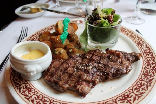 Walt's An American Restaurant - Steak