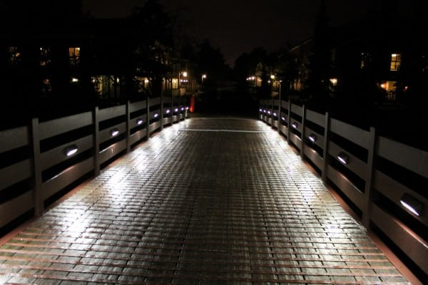 Bridge to Disney's Hotel Santa Fe