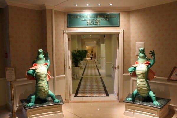 Disneyland Paris Hotel - Pool & Health Club