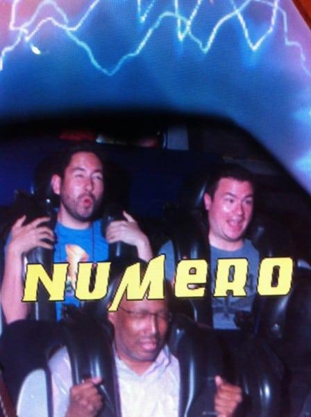 Rockin' Roller Coaster in Walt Disney Studios