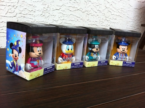 Disneyland Paris 20th Anniversary Vinylmations