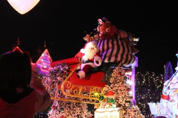 Santa Claus Himself!