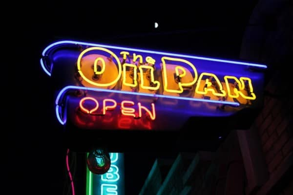 The Oil Pan Route 66