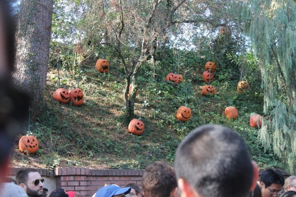 Haunted Mansion Holidays Outdoor Decorations