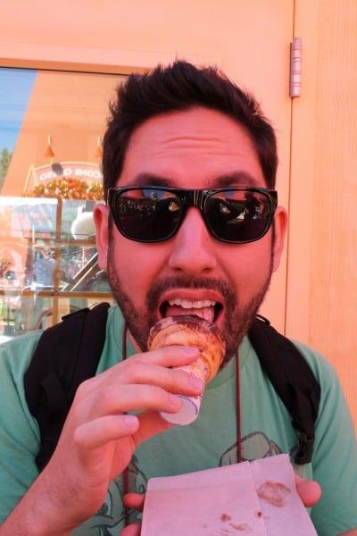 Cozy Cone Ice Cream