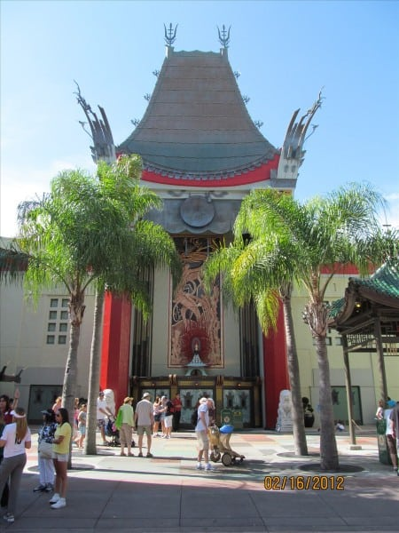 Chinese Theatre in Disney's Hollywood Studios