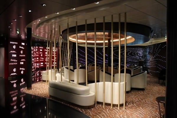 Lounge on Disney Cruise