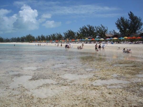 Castaway Cay Shore