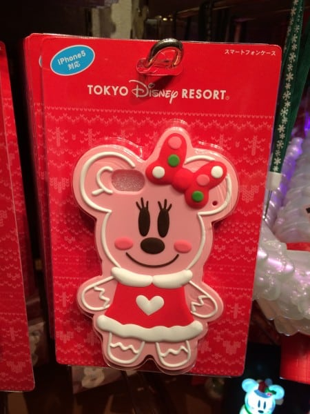 Minnie Gingerbread iPhone Case