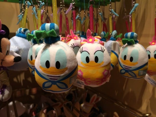 Donald and Daisy Easter Egg Straps