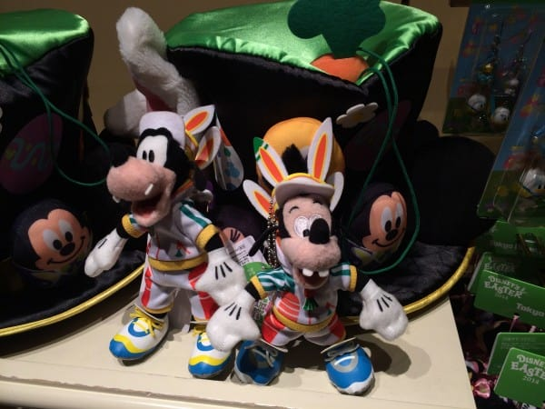 Max & Goofy Disney's Easter Plush