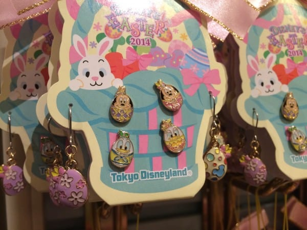 Disney's Easter Earrings