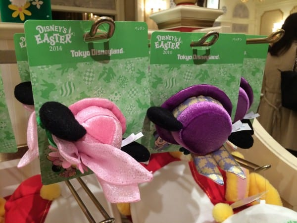 Mickey & Minnie Disney's Easter Hair Pins