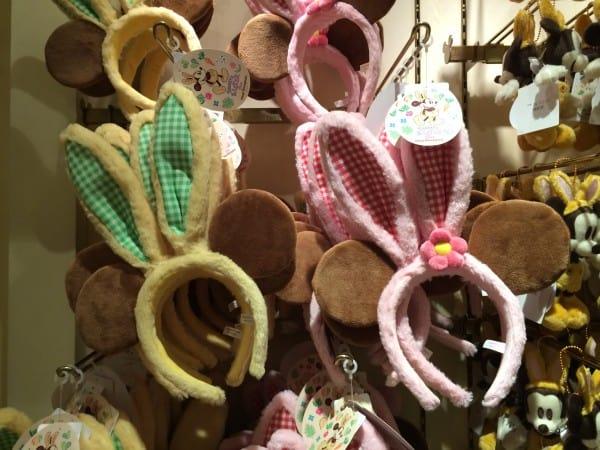 Mickey & Minnie Disney's Easter Bunny Ears