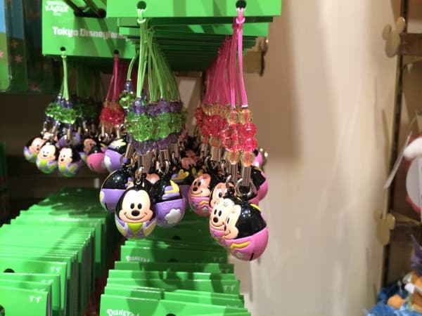 Mickey & Minnie Easter Egg Straps