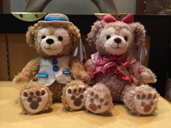 Duffy & Shellie May Spring Voyage Plush