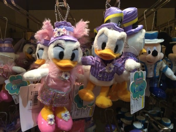 Daisy and Donald Spring Voyage Plush