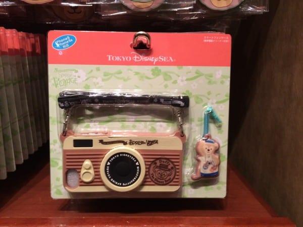 Duffy the Disney Bear Camera iPhone Case