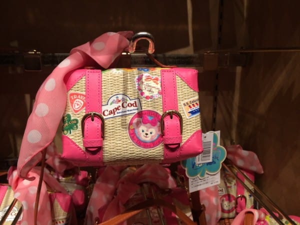Shellie May Suitcase Bag