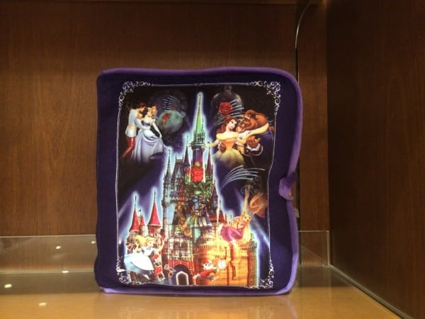Once Upon A Time Storybook Pillow in Tokyo Disneyland