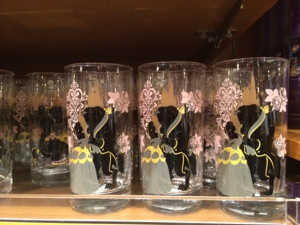 Beauty and the Beast Glass Once Upon A Time at Tokyo Disneyland