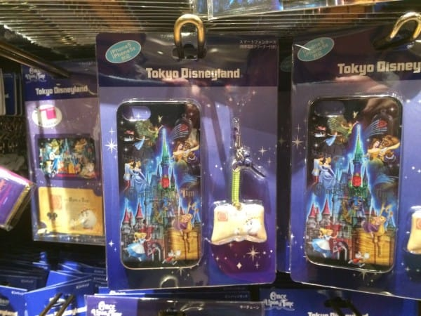 Once Upon A Time iPhone Case at Tokyo Disneyland