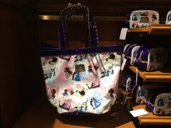 Once Upon A Time Vinyl Bag at Tokyo Disneyland