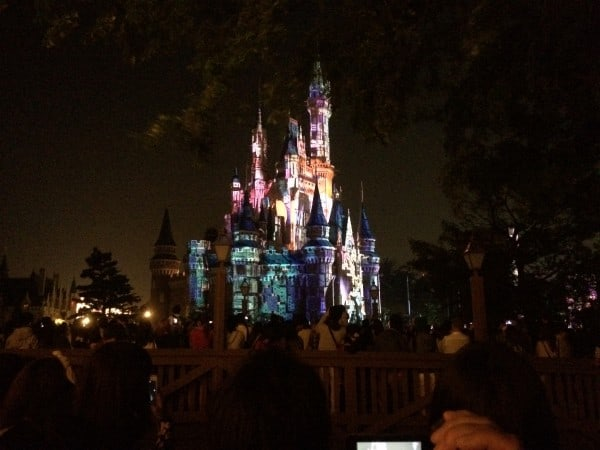 Once Upon A Time at Tokyo Disneyland