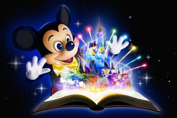 Tokyo Disneyland Once Upon A Time