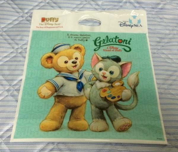 Gelatoni and Duffy Shopping Bag