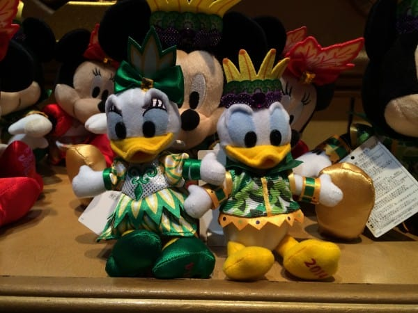 Summer Festival Daisy and Donald Plush