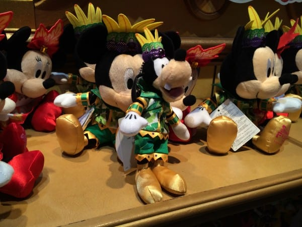 Summer Festival Goofy Plush