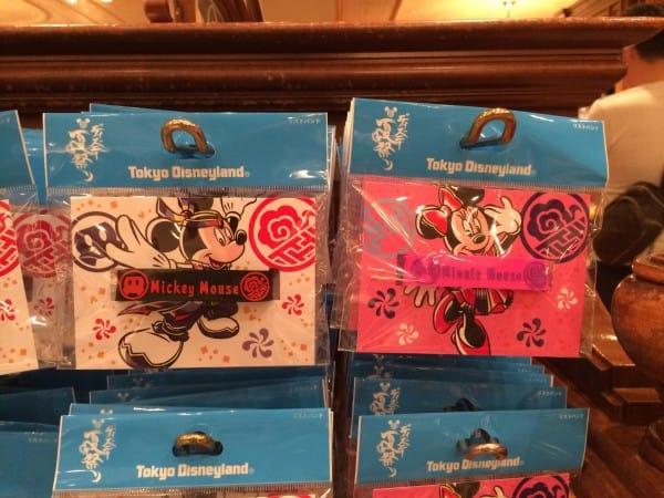 Mickey & Minnie Nastsu Matsuri Bandanas