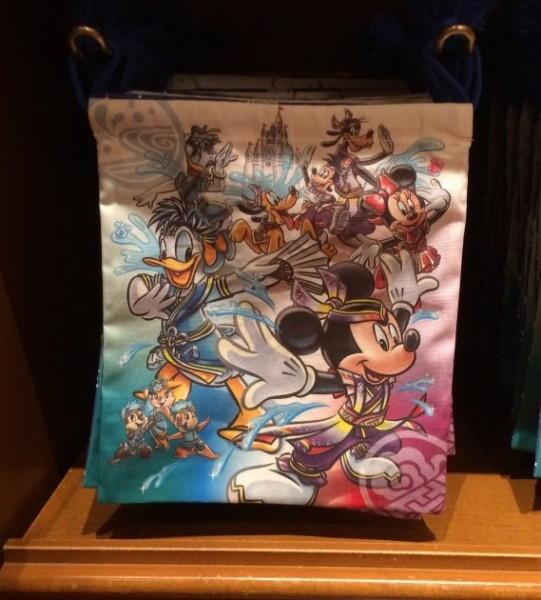 Natsu Matsuri Cloth Bag