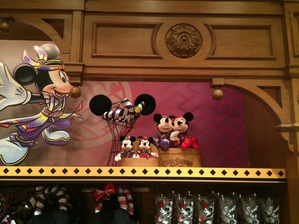 Natsu Matsuri Mickey & Minnie Ears