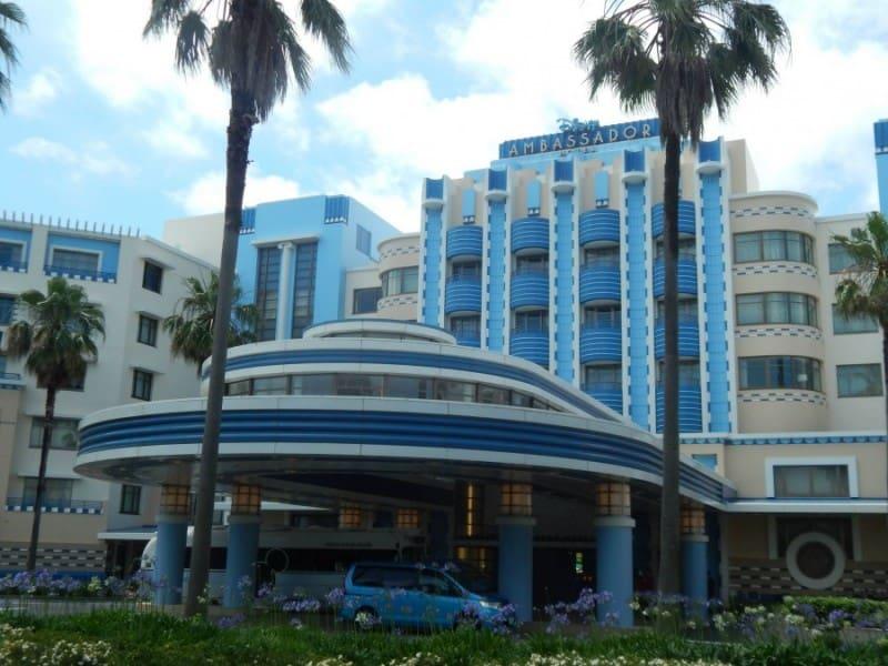 Disney's Ambassador Hotel